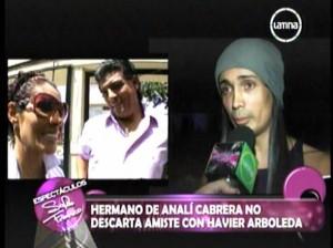 Havier Arboleda , Miguel Ángel Cabrera , Videos de Espectáculos , Analí Cabrera
