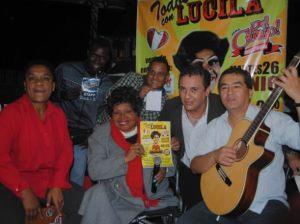 Lucila Campos , Música , Paolo Guerrero , Peña Del Carajo , Música Criolla , Videos de Espectáculos , Video del Día
