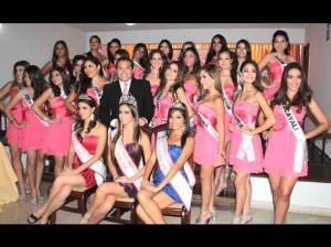 Miss Teen Perú 2012 , Concurso de belleza , Edith Tapia