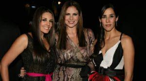 Casi Perfectas , Magaly Medina , Almendra Gomelsky, Casi perfectas, Gianella Neyra, Rebeca Escribens