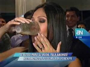 Tula Rodríguez , Javier Carmona , Matrimonio , Anillo de compromiso , Jackeline Puente , Videos de Espéctáculos