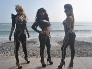 Leysi Suárez , Anabel Torres , Grace Becerra , Las Mujeres de Negro , Video del Día , Videos de Espectáculos