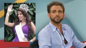 homosexualidad , Miss Perú Universo , Amor amor amor , reinas de belleza , Peluchín , Sofía Franco , Rodrigo Gonzales , Cindy Mejía