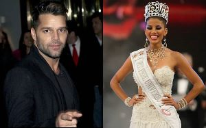 Música, Miss Perú Mundo 2013, Ricky Martin, Cindy Mejía
