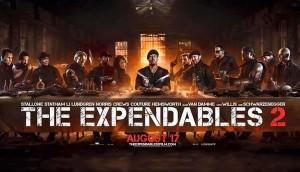 Cine, Los indestructibles 2, Bruce Willis, Arnold Schwarzenegger, Chuck Norris, Jean Claude Van Damme, Cine