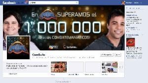 redes sociales , ATV , Combate , Facebook