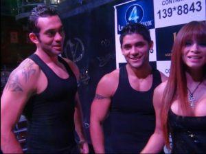 Giannina Luján , Raúl Romero , Desafío , Panamericana Televisión , Videos de Espectáculos