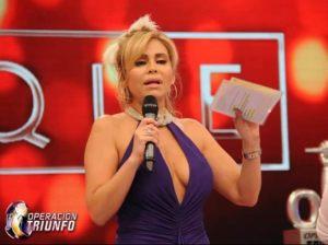 Gisela Valcárcel , Operación Triunfo , El Gran Show , América Televisión , Videos de Espectáculos