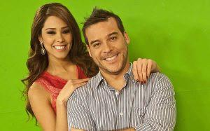 Yo soy, Televisión, Karen Schwartz, Adolfo Aguilar, Televisión