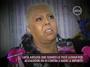 Lucía de la Cruz , Bartola , El Valor de la Verdad , Beto Ortiz , Videos de Espectáculos , Luisito Caicho