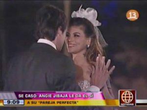 Angie Jibaja , Rodrigo Wainraight , Videos de Espectáculos , Pareja Perfecta , Chile