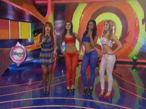Claudia Abusada , Rocío Miranda , Romina Gachoy , Magaly TeVe , Magaly Medina , ATV , Videos de Espectáculos