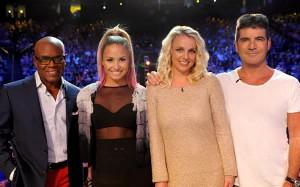 Música, The X Factor, Televisión, Britney Spears, Simon Cowell, Demi Lovato, Televisión