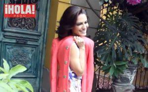 Televisión, Mávila Huertas, Televisión, Hola Perú