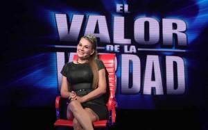Televisión, El valor de la verdad, Vladimiro Montesinos, Alberto Venero, Susan León, Demetrio Chávez Peñaherrera, Televisión
