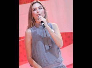 Jessica Tapia , Astrid Fiedler , Teletón 2012 , A las Once Empieza a la Noche