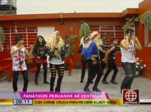 Lady Gaga en Lima , Lady Gaga , Música , Videos de Espectáculos , América TV , América Espectáculos