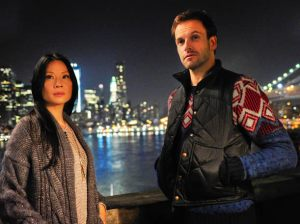 Elementary , Jonny Lee Miller , Lucy Liu , Universal Channel , Nora Abrego