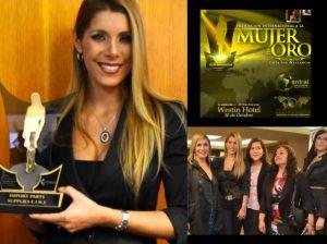 Premio Internacional Mujer de Oro , Viviana Rivas Plata