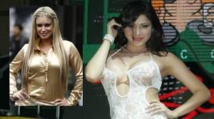 modelo , Farándula peruana , cantante cubana , Leslie Castillo , Daylin Curbelo, Mauricio Diez Canseco