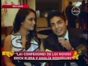 Erick Elera , Analía Rodríguez , Videos de Espectáculos , Amor Amor Amor