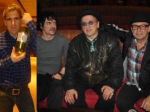 Mikel Erentxun , José María Guzmán , Nacho Campillo , Javier Gurruchaga , Videos de Espectáculos , Rock , Centro de Convenciones María Angola