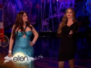 Ellen DeGeneres , Sofía Vergara , Videos de Espectáculos , Halloween