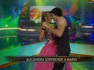 Videos de Espectáculos , Mario Hart , Alejandra Baigorria , Combate , Floricienta