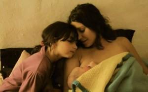 Televisión, Madres famosas, Andrea Montenegro, Amaru, Televisión
