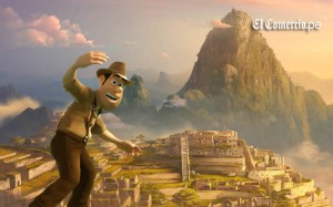 Cine, Las aventuras de Tadeo Jones, Machu Picchu, Enrique Gato, Nicolás Matji, Cine
