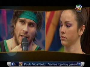 Miguel Arce , Combate , Videos de Espectáculos , Paloma Fiuza