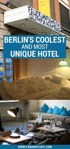 Welcome to Berlin's coolest, most unique and quirky hotel: Michelberger Hotel. Click through to read more...