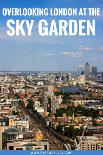 Find the best views across London, England's capital, at the Walkie Talkie's Sky Garden. Click through to read more...