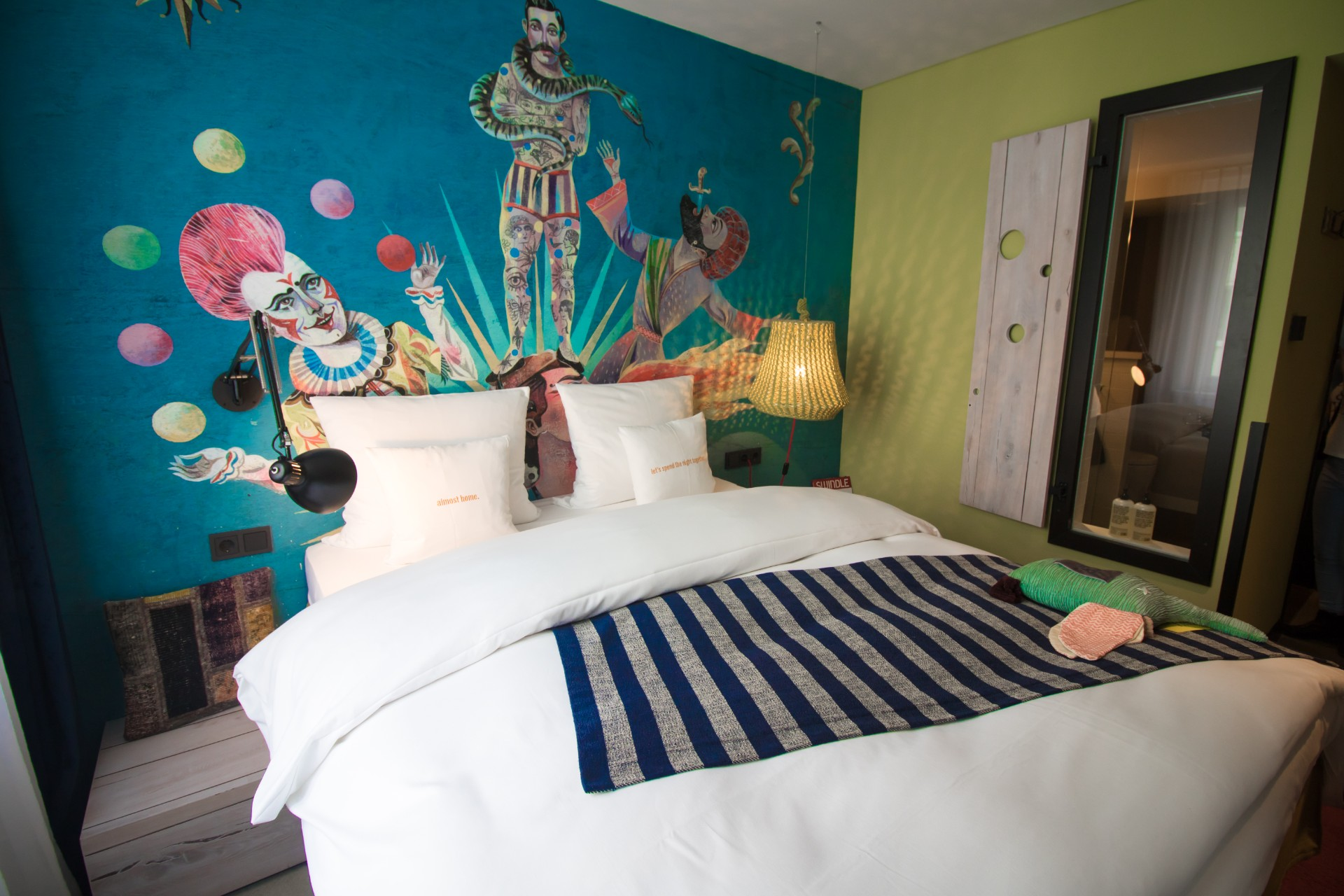 A review of my stay at 25hours Hotel Vienna at Museumsquartier, an eccentric circus-themed design hotel with a rooftop bar, restaurant, burger garden and mermaid's cave spa. This is the coolest, quirkiest, most colourful and fun hotel I have ever stayed at. A hipster or Instagrammer's dream come true! Click through to read more...