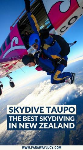 Skydive Taupo: The Best Skydiving in New Zealand. Skydiving in Taupo. Taupo tandem skydiving. Skydive Taupo deals. Skydive Taupo price. Great Lake Taupo. Skydiving New Zealand. Skydiving NZ. Best place to skydive in New Zealand. Skydiving Rotorua. Skydiving New Zealand North Island. Skydiving photography. Places to visit in North Island New Zealand. What to See in North Island New Zealand. New Zealand travel blog. New Zealand travel guide. What to do in New Zealand. New Zealand travel. New Zealand North Island. Click through to read more...