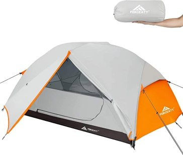 forceatt-lightweight-backpacking-camping-tent-with-2-doors-double-layer-and-waterproof-wild-camping-essentials