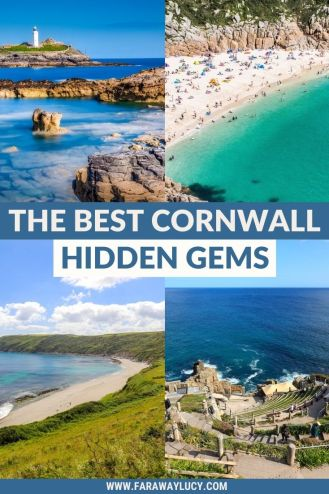 The Best Cornwall Hidden Gems You Need to Visit. From visiting Mediterranean-looking beaches to the UK's only outdoor jungle, there are so many great things to do in Cornwall. Click through to discover some of the best Cornwall hidden gems...