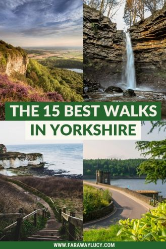 The 15 Best Walks in Yorkshire You Need to Go On. Looking for walks with amazing views in the Yorkshire Dales? Look no further! Click through to read more...