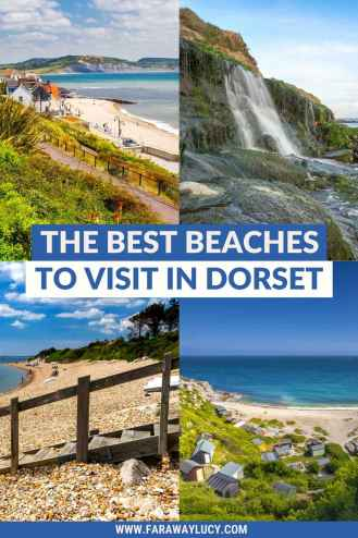 The Best Beaches in Dorset You Need to Visit. These beautiful Dorset beaches need to go to the top of your bucket list! Click through to read more...