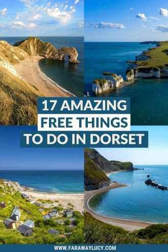 17 Amazing Free Things to Do in Dorset. Whether you fancy a long forest walk, a sunny day at the beach, or a peaceful wander around a little town, there are so many fun and free things to do in Dorset. Click through to read more...