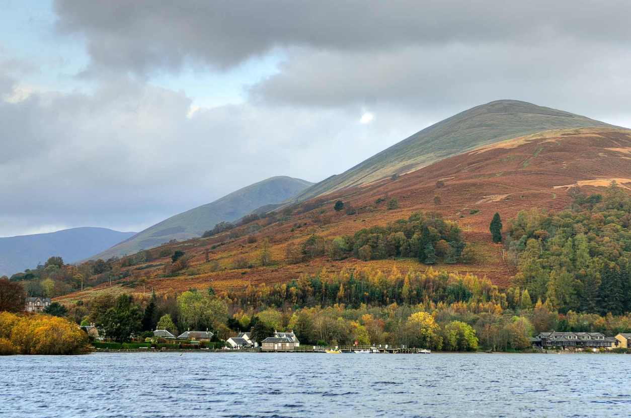 mountains-in-autumn-with-lake-in-foreground-in-luss