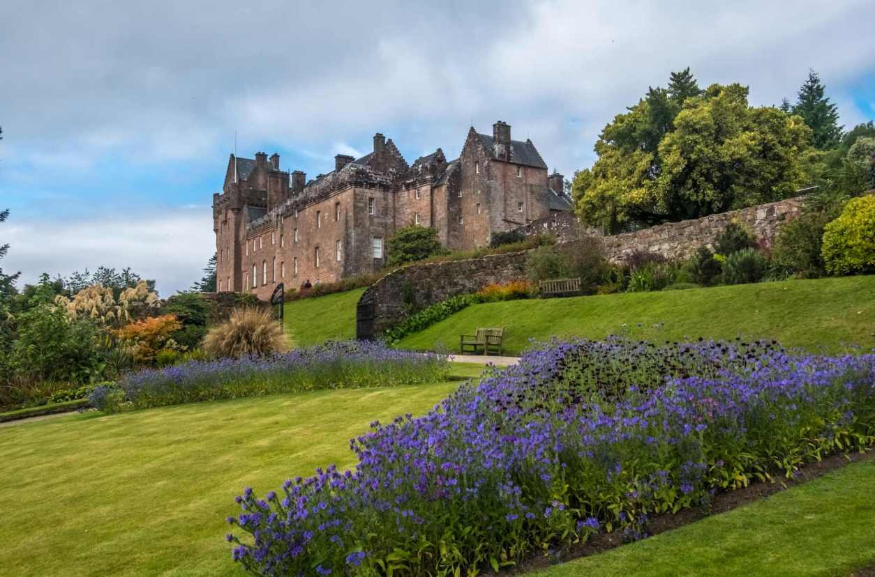 ruins-and-gardens-of-brodick-castle-on-the-isle-of-arran