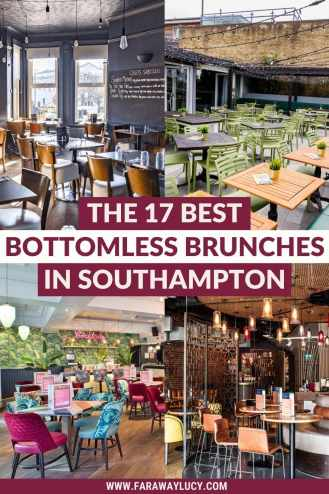 Bottomless Brunch Southampton: 17 Best Brunches You Need to Try