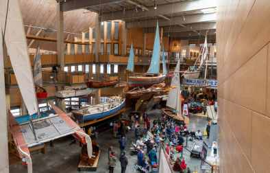 boats-inside-the-national-maritime-museum-in-falmouth-indoor-activities-cornwall