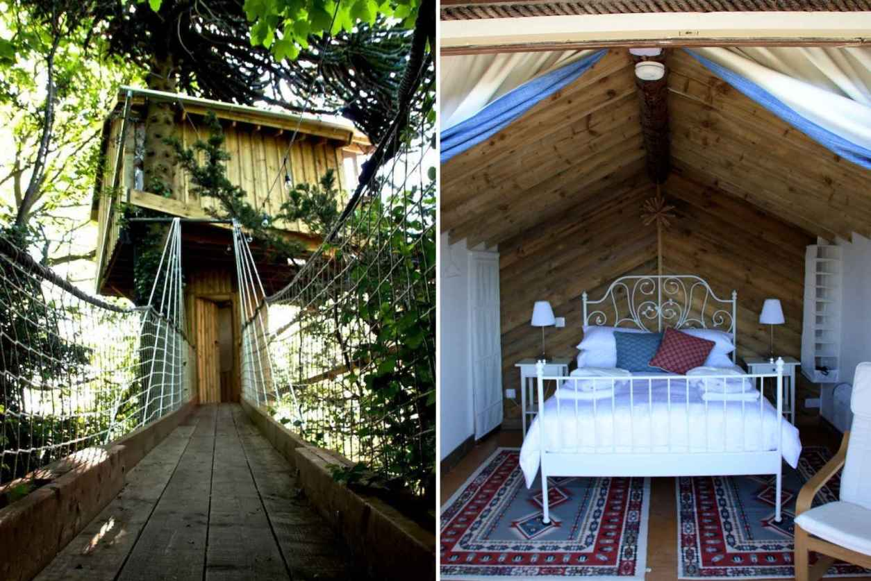 bridge-leading-to-urban-tranquilatree-treehouse-with-bedroom