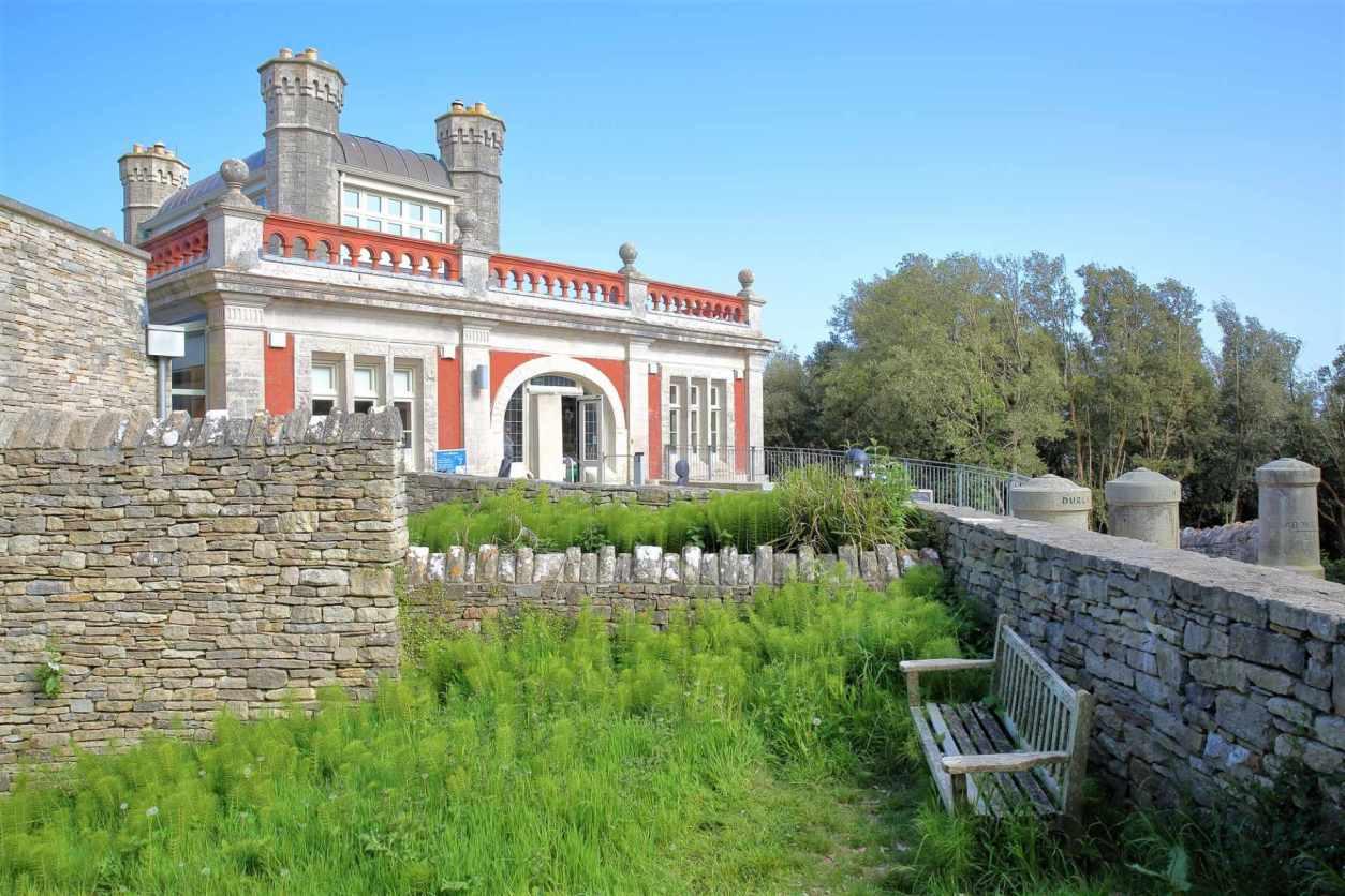 coral-castle-in-castle-grounds-durlston-castle