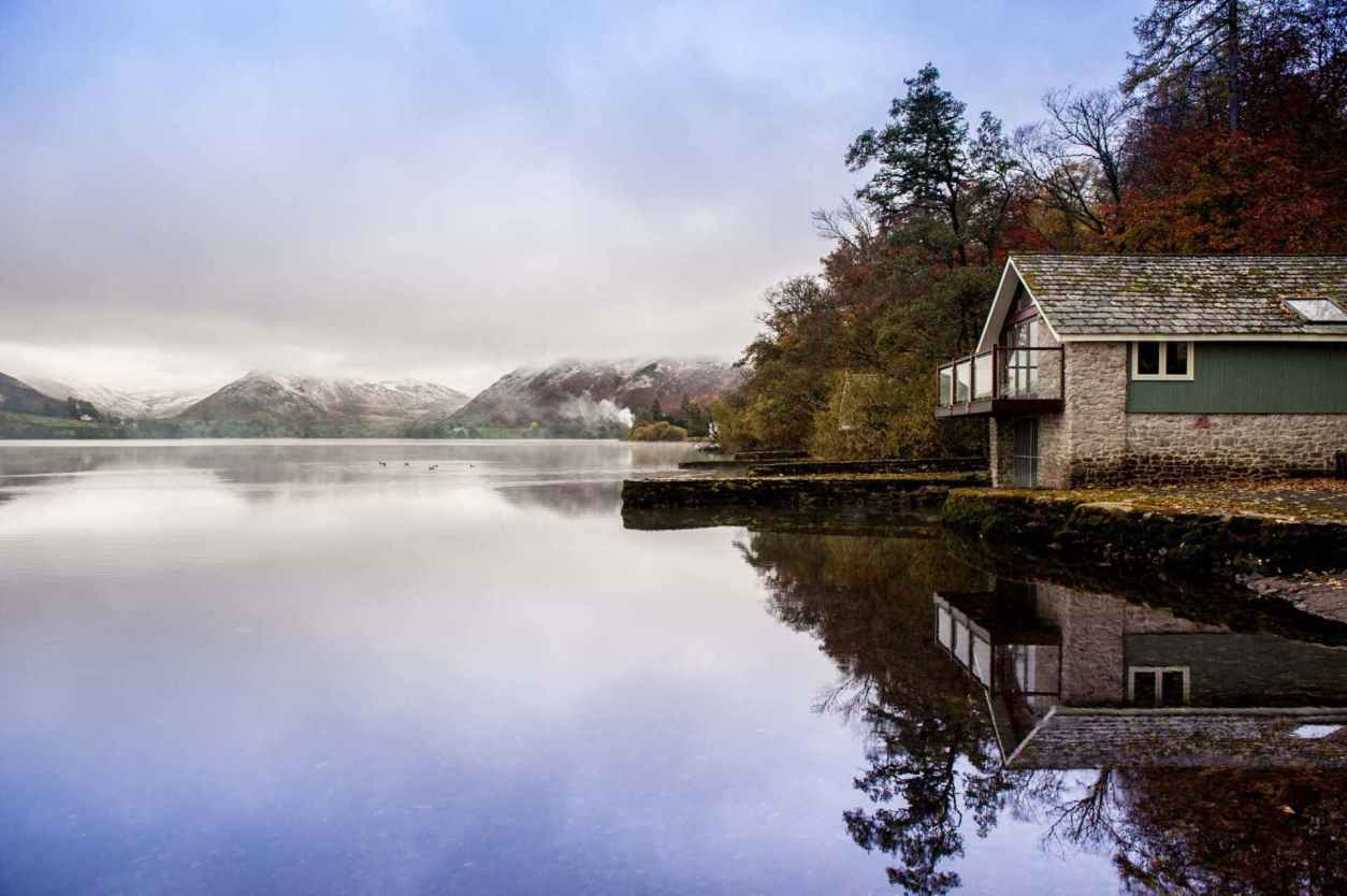 ullswater-far-boathouse-cabin-on-lake-at-sunrise-airbnbs-lake-district