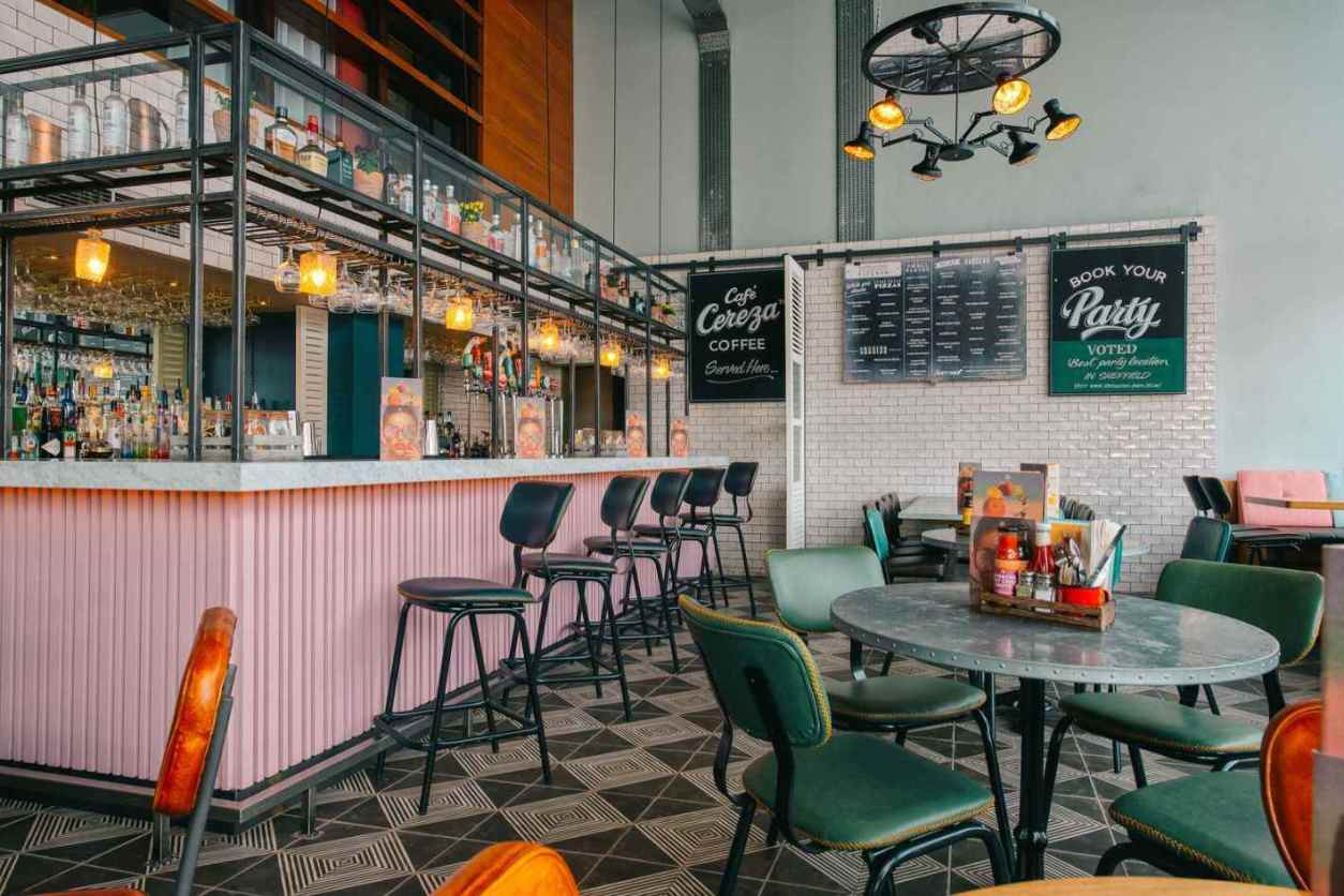 bar-and-restaurant-in-revolution-bottomless-brunch-sheffield