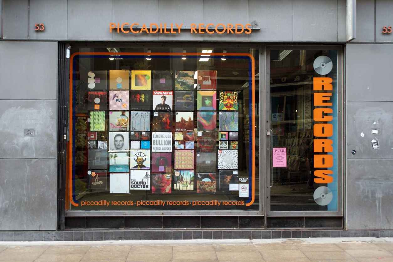 grey-exterior-of-piccadilly-records-storefront