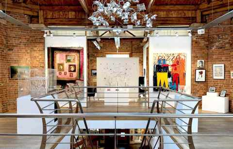 inside-the-biscuit-factory-art-gallery-indoor-activities-newcastle